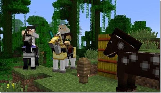 Minecraft So Können Sie Pferde Zähmen Guide Spass Und Spiele - Minecraft spiele mit pferden