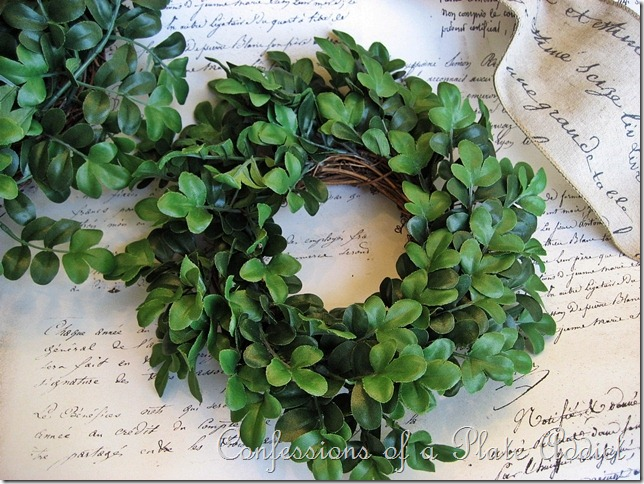 Boxwood Wreaths