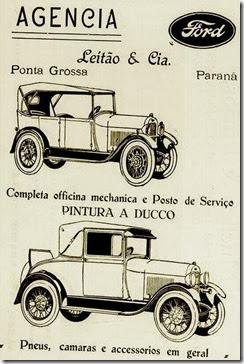Anúncio antigo Ford 03