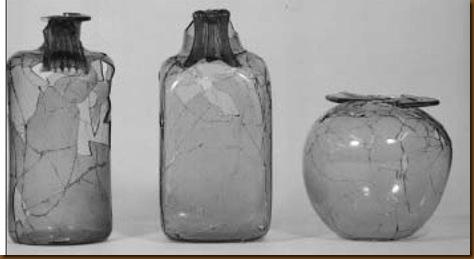 Urnas de vidrio - Iturissa