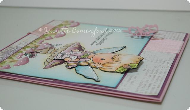 CC designs baby card close