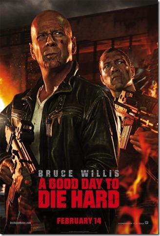 Die Hard - Un buon giorno per morire – Vacanza Esplosiva