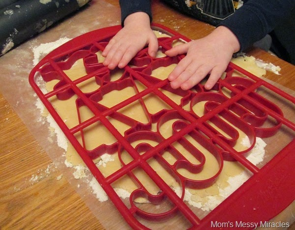 making cookies with love cooking co
