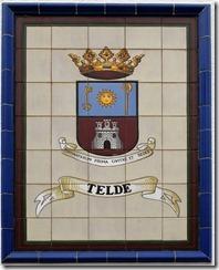 Wappen von Telde
