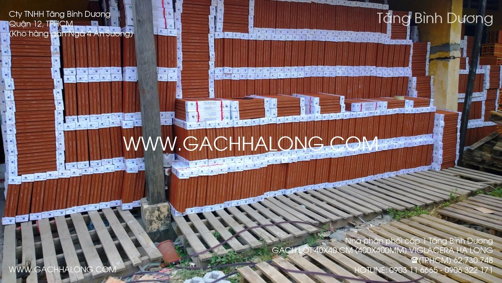 gach lat 40x40 ha long