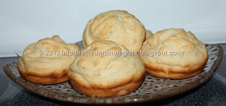 Gluten-Free Muffin Cup Biscuits