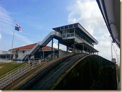 20140307_Gatun Locks Bleachers (Small)