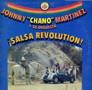 Johnny chano martinez