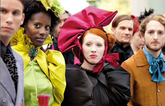 hunger games movie the capitol fashions