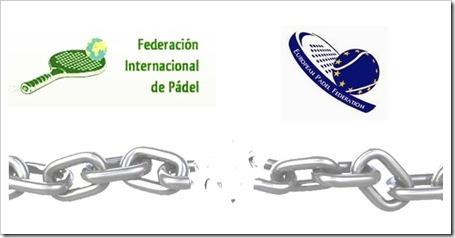 La FIP No reconoce oficialmente a la Federación Europea de Pádel 2014
