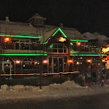 the bar in Collingwood, Ontario, Canada
