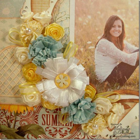 ribbon flower cluster closeup-500