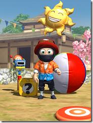 لعبة كلامزى النينجا Clumsy Ninja لأندرويد وأيفون - 2