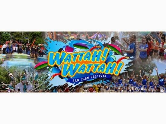 Wattah Wattah Festival San Juan Jun 23