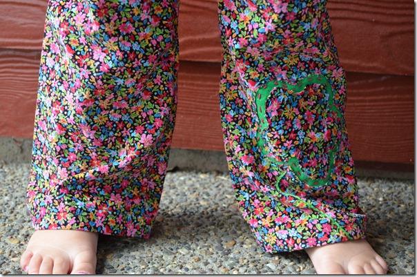Lu's Flower Pants 011