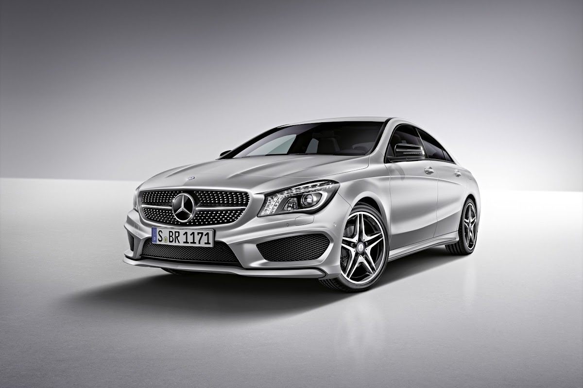 Mercedes benz accessories for the cla