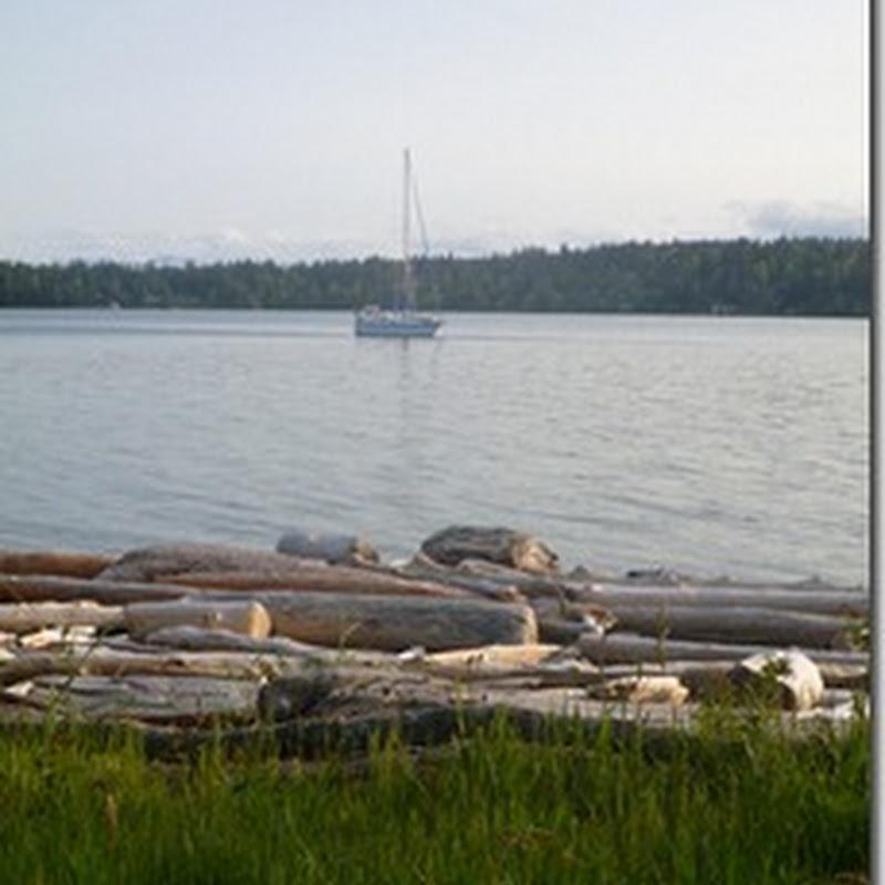 Logbook: Rebecca Spit Marine Park
