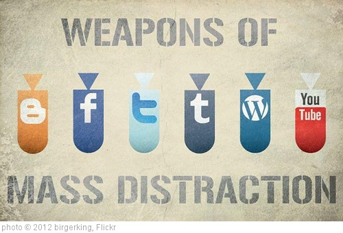 'Weapons Of Mass Distraction' photo (c) 2012, birgerking - license: http://creativecommons.org/licenses/by/2.0/