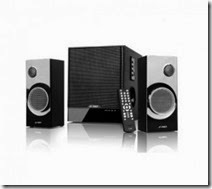 Buy F&D F690U 2.1 Multimedia Speaker with Digital FM and USB/SD Reader at Price Drop Rs.3283: Buytoearn