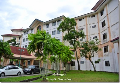 馬來西亞沙巴大學 粉紅清真寺 (7)