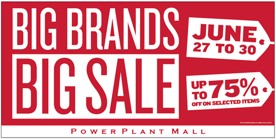 Power Plant Mall - Big Brands Sale (2)