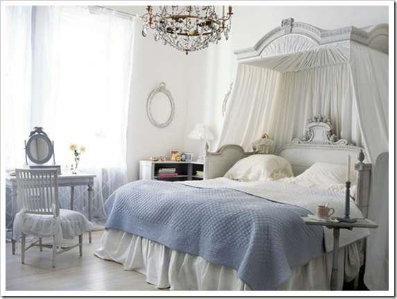 Shabby and Charme: Romantiche camere da letto – Romantic bedrooms