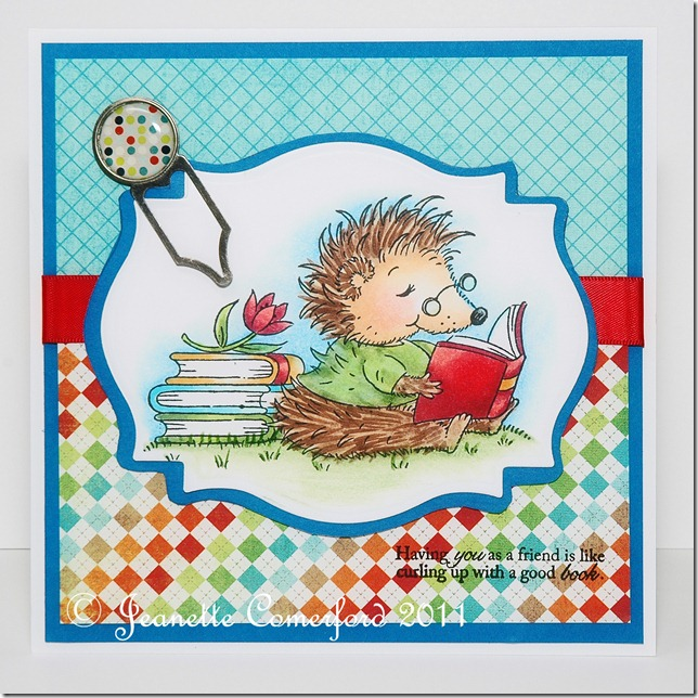 Stampavie Hedgehog copy