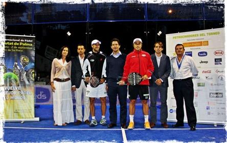 Díaz y Belasteguín intratables en Palma. Campeones del Bwin PPT Mallorca 2012.