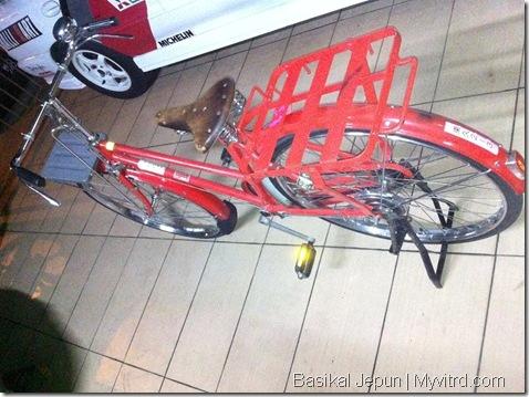 Basikal Tua Dari Jepun 1