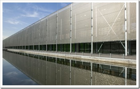 El Centro Deportivo MOMO Caja Mágica abrirá después del verano con un ambicioso proyecto deportivo multifuncional para el sur de la capital