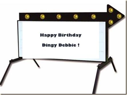 Dingy Debbie