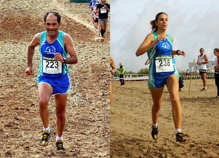 1ª Jornada Circuito Provincial de Cross 20142015 (Casariche)