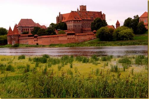 poland-malbrok castle
