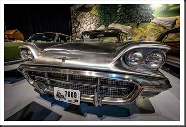 Allegheny Ludlum's 1960 Stainless Steel Ford Thunderbird