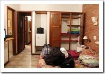 Nosso chalé no Hotel Fazenda Villa-Forte
