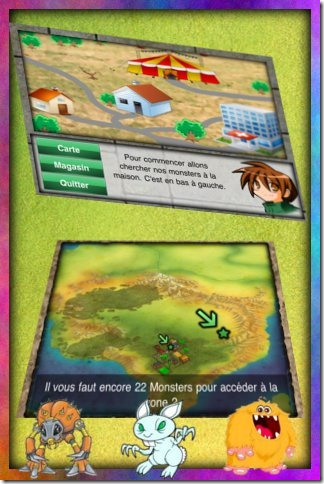 Monsters quest