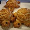 Sourdough Turtles at Boudin Bakery