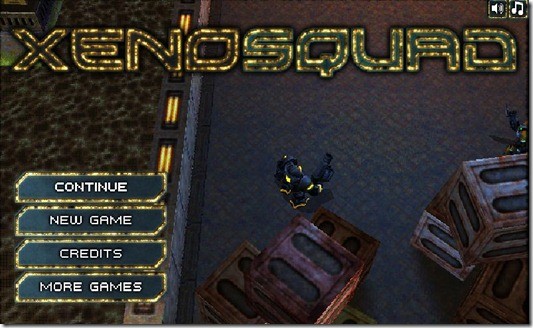 xenosquad free web game