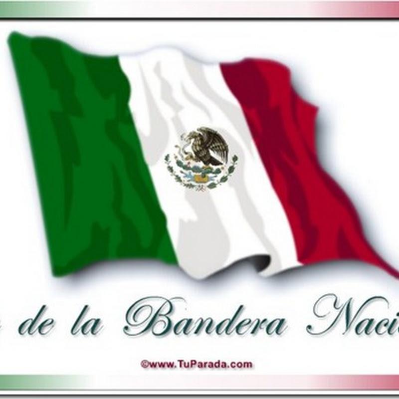 Canciones día de la Bandera México