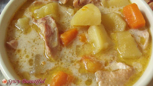 Chicken-and-Potato-Soup