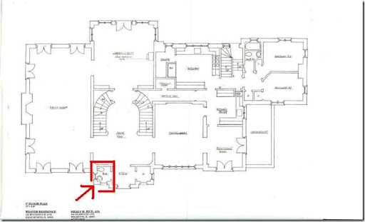 Floor Plan 2. The Best Powder Rooms ... Part 98