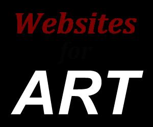 websites for art