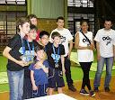 Fase estadual da Olimpíada Brasileira de Robótica