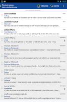 Screenshot of 1&1 Mail