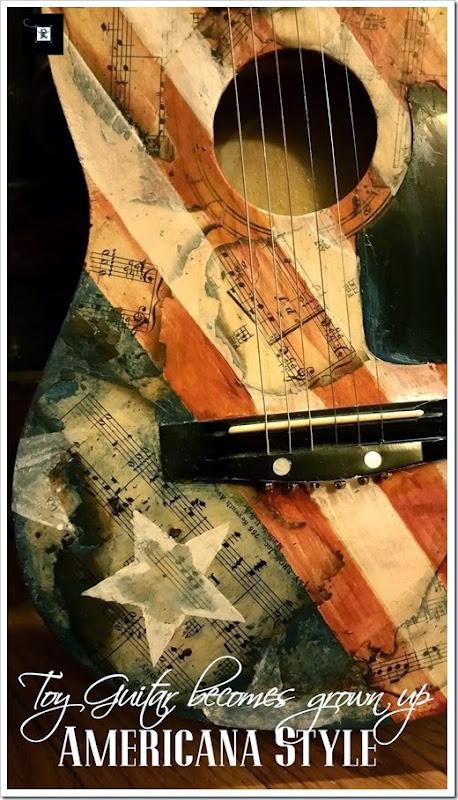 toy guitar grown up americana redoit