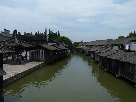 Obiective turistice China: Wuzhen, oras traditional chinezesc