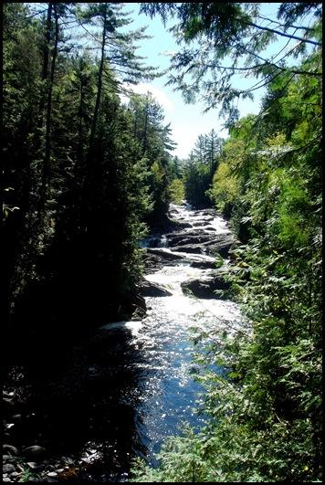 Moxie Falls & Moose Ponds 062