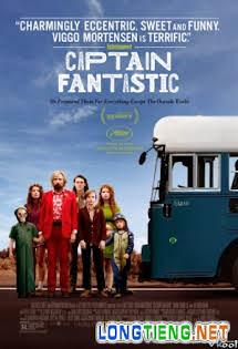 Thuyền Trưởng Tuyệt Vời - Captain Fantastic