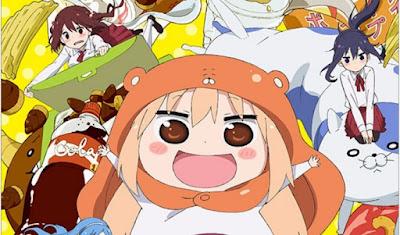 Cô Em Gái Hai Mặt -Himouto! Umaru-chan - Anime Himouto! Umaru-chanVietSub