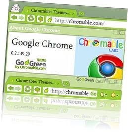 chrome-theme-go-green